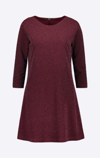 Maggie - mekko viininpunaisena