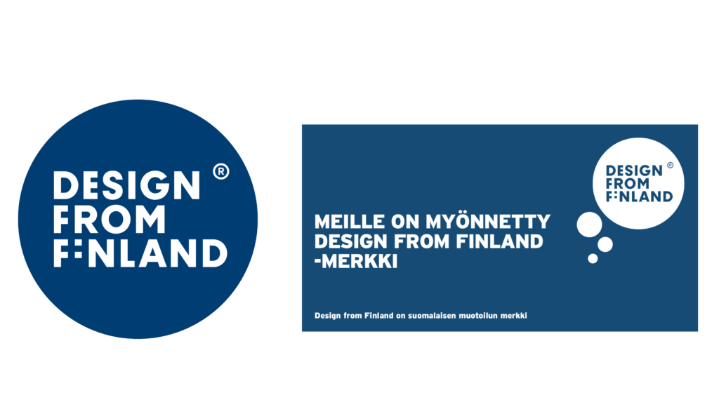 Design from Finland merkki